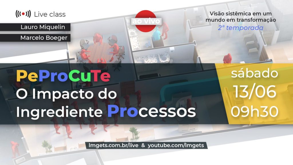 "PeProCuTe: O Impacto do Ingrediente ""Processos"""